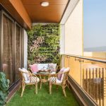 Guidebook balcony design