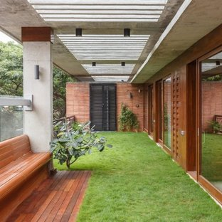 India Terrace & Balcony Design Ideas, Inspiration & Images | Houzz