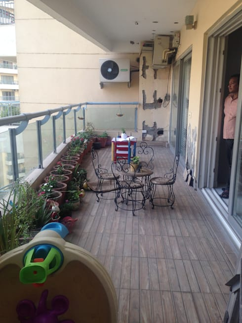 18 excellent design ideas for your balcony!