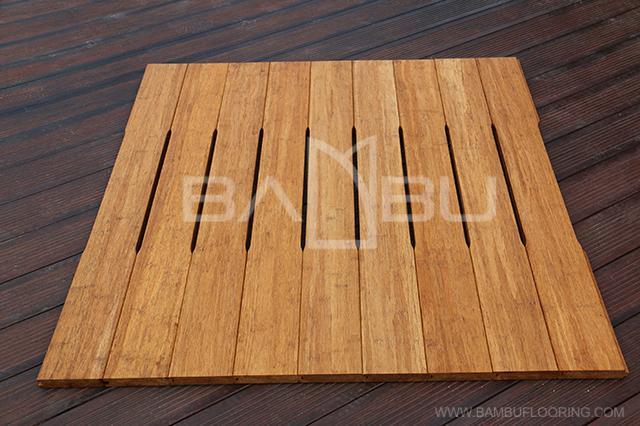 Natural Bamboo Planks u2013 BAMBU