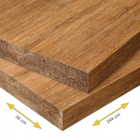 How is Bamboo Lumber Made?