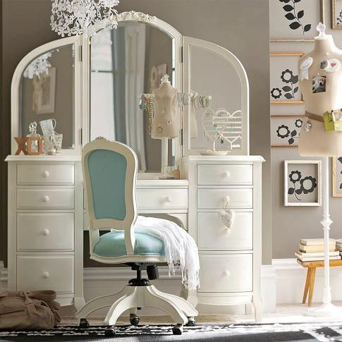 23 Gorgeous Dressing Tables - Style Motivation