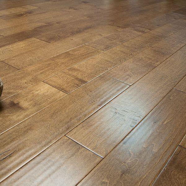 Hardwood Flooring - Honey Birch | Hardwood Bargains