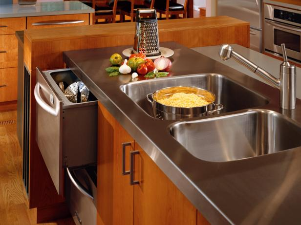 Kitchen Countertop Options: Pictures & Ideas From HGTV   HGTV