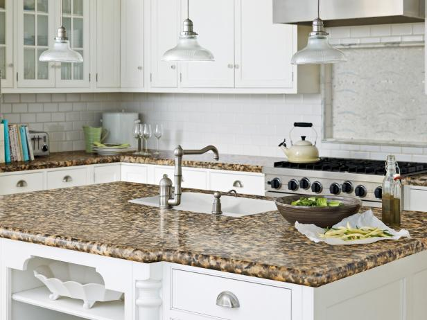 Laminate Kitchen Countertops: Pictures & Ideas From HGTV   HGTV