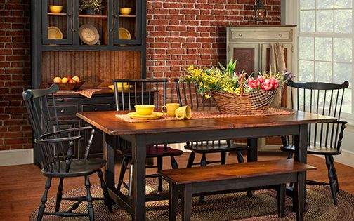 Farmhouse Country Furniture Design, Hudson Valley, NY | Millspaugh