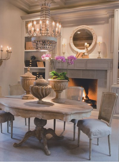 French Country Furniture | Eloquence | Bobo Collection | Dining Tables