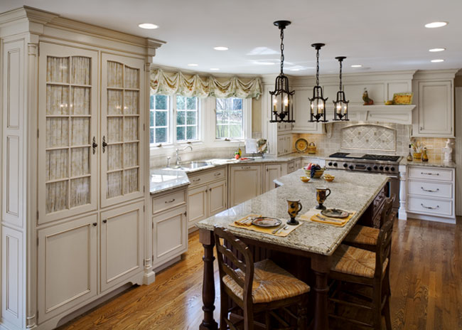 Decorate a Country Style Kitchen - Sortrachen