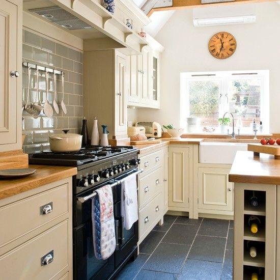 Best 15+ Slate Floor Tile Kitchen Ideas | For the Home | Pinterest