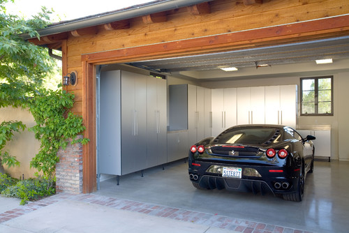 Custom Made Garage 3
