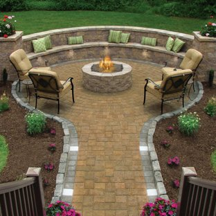 75 Most Popular Stone Patio Design Ideas for 2019 - Stylish Stone