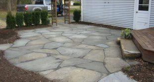 20+ Best Stone Patio Ideas for Your Backyard | Garden Designs