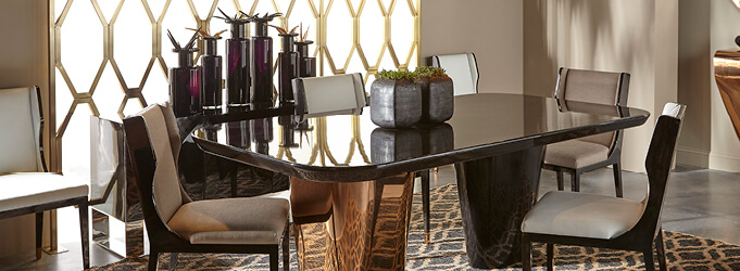 Fancy Ideas Luxury Dining Room Furniture Tables Marceladick Com New