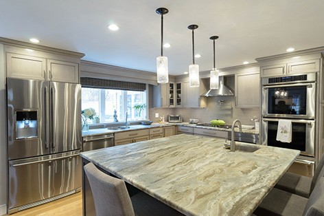 Kitchen Remodeling Lexington MA| Kitchen & Bath Design