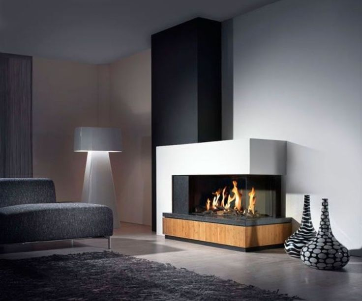 Modern Gas Fireplaces Ideas from Attika Feuer | Ethanol Fireplaces