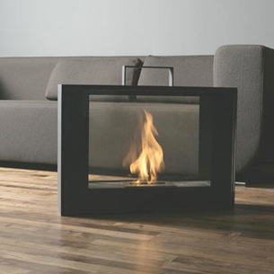 Problems with ethanol fireplaces |