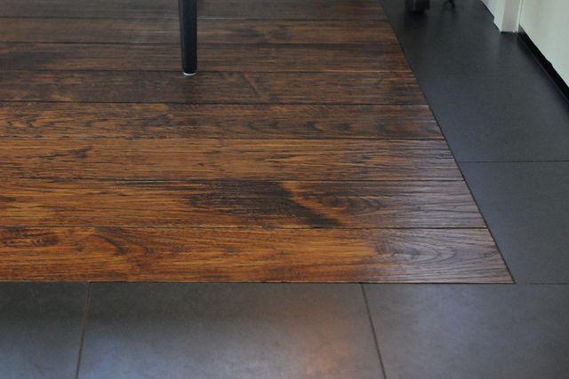 Untitled | Flooring | Pinterest | Wood tile floors, Kitchen flooring