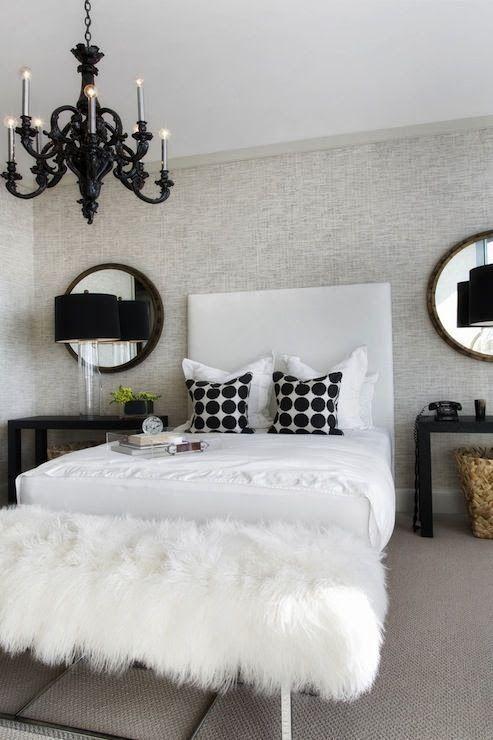 39 Cozy Fur Home Décor Ideas For Cold Seasons - DigsDigs