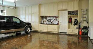 How to Paint a Garage Floor - Bob Vila