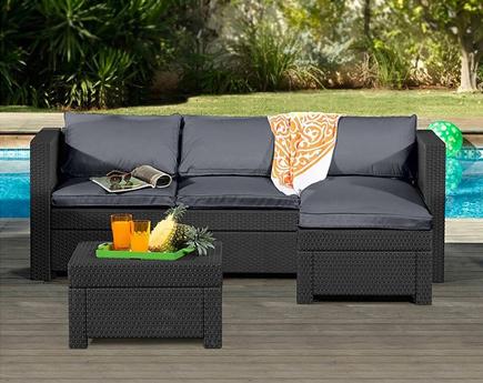 How to Choose Your Rattan Garden Furniture | Guide | Argos