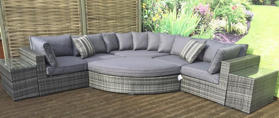 Use Rattan Outdoor Furniture for your Deck u2013 Decorifusta