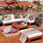 Garden furniture trends