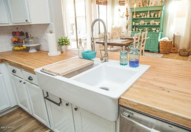 Butcher Block Countertops Pros and Cons - Bob Vila