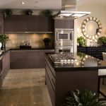 Kitchens and the kitchen style say a lot