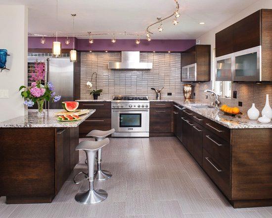 Purple Kitchen u2014 14 Creative Ways to Decorate a Kitchen With Purple