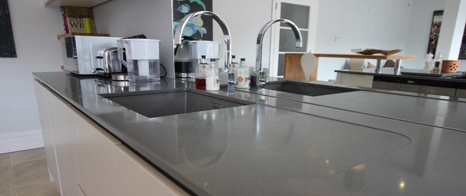 5 Benefits of Grey Quartz Kitchen Worktop