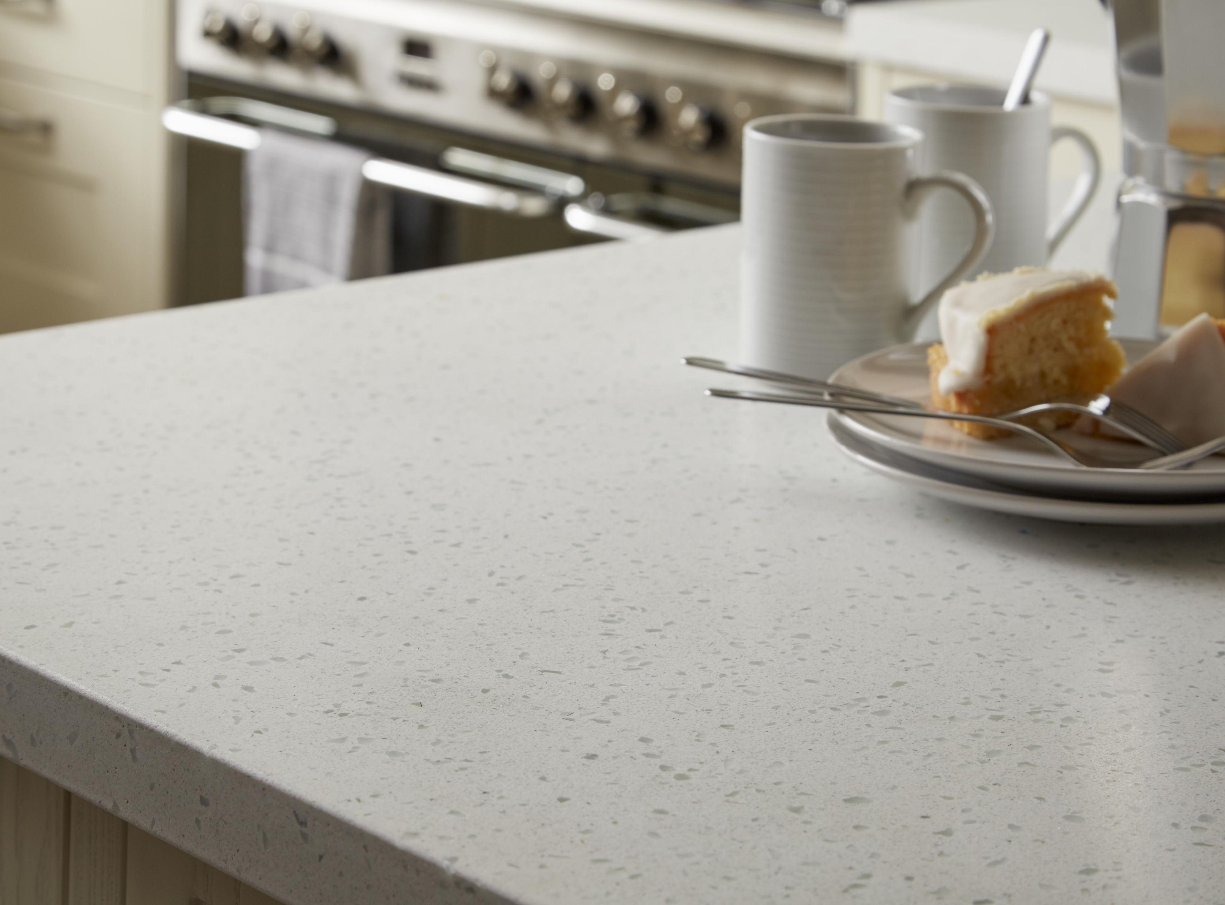 Guide kitchen worktop