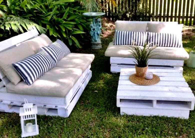 Lounge Garden Furniture 2