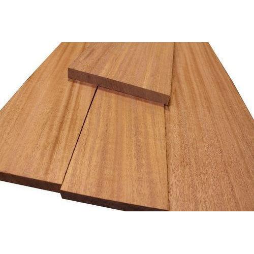 Brown Mahogany Wood Lumber, Rs 1200 /cubic feet, Vijaya Saw Mills