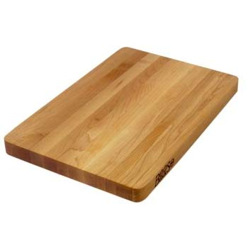 Amazon.com: John Boos Block 214 Chop-N-Slice Maple Wood Edge Grain