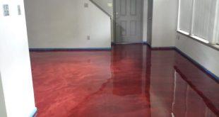 Surecrete 3D Metallic Epoxy Floor System, Pearl Mix-in u2013 Expressions-LTD