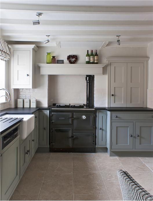 Farrow And Ball Kitchen Cabinets | For the Home | Decoração de casa