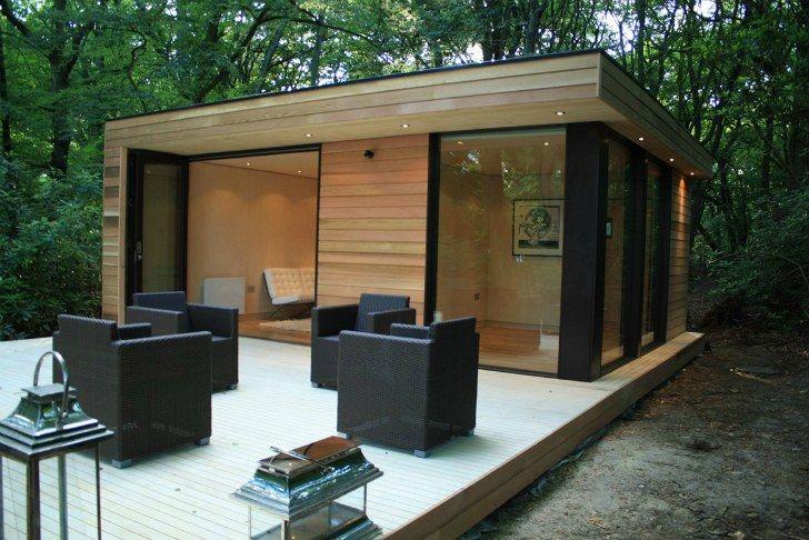 Modern Garden House 1