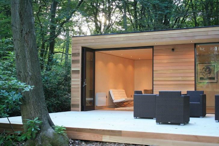Modern garden house – savillefurniture