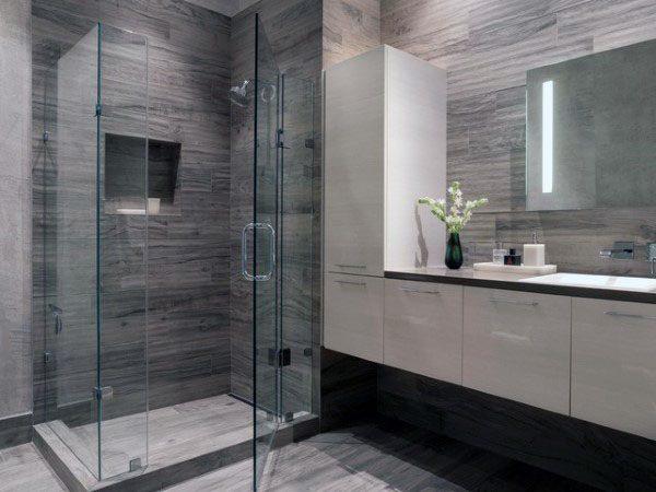 Modern showers designs