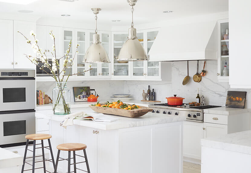How to Add Personality To a White Kitchen - Emily Henderson