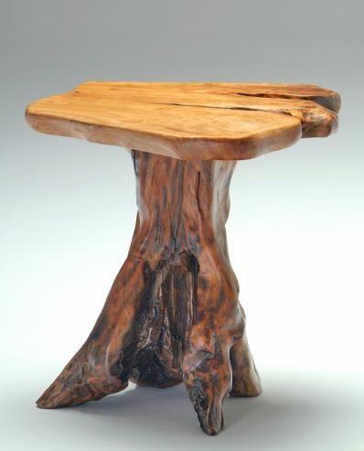 natural wood table | Diy | Pinterest | Natural wood furniture