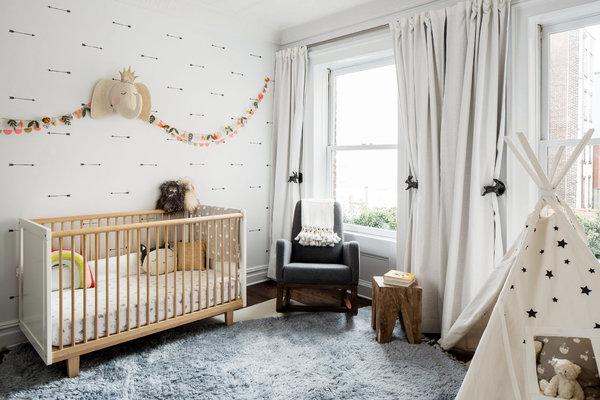Nursery furniture design