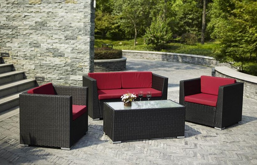 Poly rattan – The alternative to natural rattan