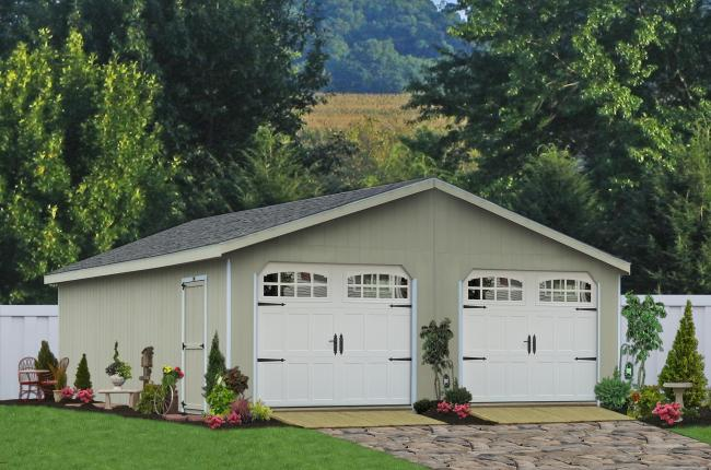Prefab Car Garages Two, Three and Four Cars | See Prices