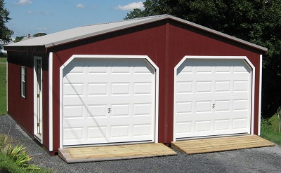 prefab garage buildings - Prefab Garage Installation Guides and