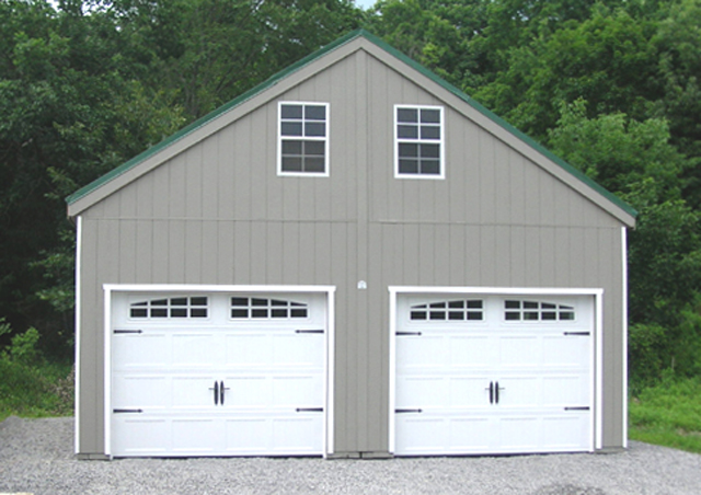 Tips & Ideas: A Prefabricated Garage, Prefab Garage, Prefab Garage
