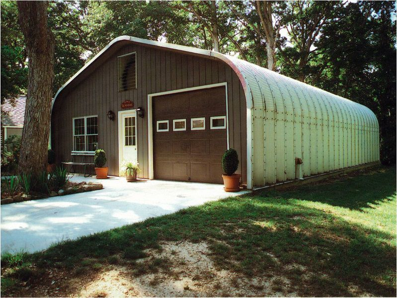 Prefabricated garage – costs and planning