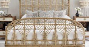 Ara Rattan Bed- Justina Blakeney ~ Eclectic Goods : Eclectic Goods
