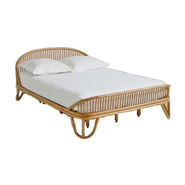 Rattan bed - Foam. Stunning kids bed, daybeds, single, queen and