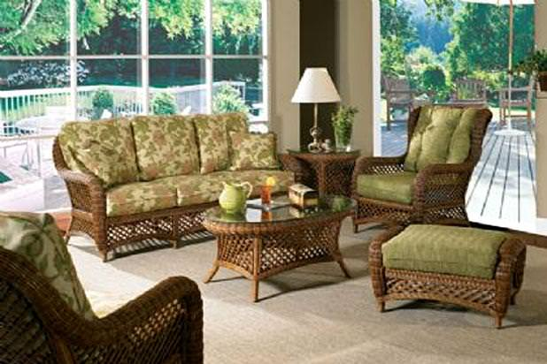 Indoor Rattan Furniture in Rochester, NY - Pettis